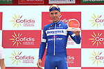 Philippe Gilbert (BEL) Deceuninck-Quick Step wins Stage 12 of La Vuelta 2019 running 171.4km from Circuito de Navarra to Bilbao, Spain. 5th September 2019.<br /> Picture: Luis Angel Gomez/Photogomezsport | Cyclefile<br /> <br /> All photos usage must carry mandatory copyright credit (© Cyclefile | Luis Angel Gomez/Photogomezsport)