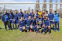 A.C. Sportman v Green Man - North Home Counties Premier League - 01/05/16