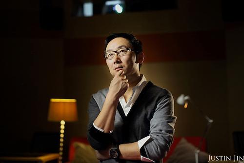 Film Director Lu Chuan.