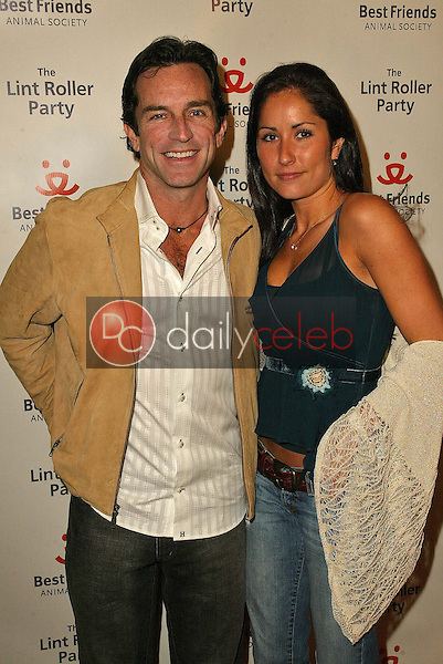 Jeff Probst and Julie Barrett<br />