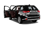 Car images of 2016 Mitsubishi Outlander Phev PHEV 5 Door Suv Doors
