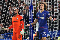 David Luiz of Chelsea during Chelsea vs Derby County, Caraboa Cup Football at Stamford Bridge on 31st October 2018