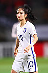 Lee Mina (KOR), <br /> DECEMBER 11, 2017 - Football / Soccer : <br /> EAFF E-1 Football Championship 2017 Women's Final match <br /> between North Korea 1-0 South Korea <br /> at Fukuda Denshi Arena in Chiba, Japan. <br /> (Photo by Naoki Nishimura/AFLO)