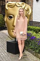 Emily Berrington<br /> arrives for the BAFTA TV Craft Awards 2016 at the Brewery, Barbican, London<br /> <br /> <br /> &copy;Ash Knotek  D3109 24/04/2016