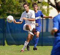 FIU Men's Soccer v. Memphis (10/12/08)