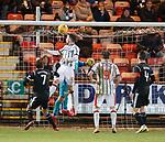 Nicky Clark scores for Dunfermline