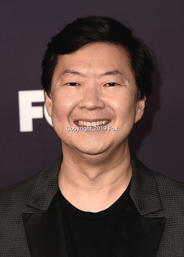 """BEVERLY HILLS  - SEPTEMBER 10:  Ken Jeong attends the season two premiere event for FOX's """"The Masked Singer"""" at The Bazaar at the SLS Beverly Hills on September 10, 2019 in Beverly Hills, California. (Photo by Scott Kirkland/FOX/PictureGroup)"""