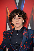 LOS ANGELES, CA. March 28, 2019: Jack Dylan Grazer at the world premiere of Shazam! at the TCL Chinese Theatre.<br /> Picture: Paul Smith/Featureflash
