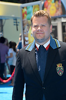 James Corden at the world premiere for &quot;The Emoji Movie&quot; at the Regency Village Theatre, Westwood. Los Angeles, USA 23 July  2017<br /> Picture: Paul Smith/Featureflash/SilverHub 0208 004 5359 sales@silverhubmedia.com