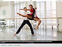 Nancy Nerantzi & Liam Riddick, Burning, Richard Alston 20th Anniversary, The Place, The Times, 25.11.14
