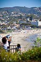 Coastal Community of Laguna Beach California