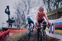 Lucinda Brand (NED)<br /> <br /> Women&rsquo;s Elite race<br /> <br /> UCI 2019 Cyclocross World Championships<br /> Bogense / Denmark<br /> <br /> &copy;kramon