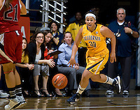 California Women's Basketball vs St Mary's, November 15, 2012