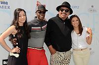 Aimee Garcia, Don Cheadle, George Lopez, Eva Longoria<br /> at the George Lopez Foundation Celebrity  Golf Classic, Lakeside Country Club, Burbank, CA 05-06-19<br /> David Edwards/DailyCeleb.com 818-249-4998