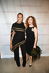 Designer and Honoree Donna Karen and Actress Bernadette PetersAttends The Gordon Parks Foundation 2013 Awards Dinner and Auction Held at the Plaza Hotel, NY