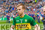 Fionn Fitzgerald. Kerry v Dublin at the National League Final in Croke Park on Sunday.