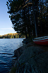 Algonquin Park, Thanksgiving weekend, 2006