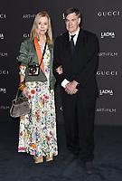 03 November 2018 - Los Angeles, California - Gus Van Sant. 2018 LACMA Art + Film Gala held at LACMA.  <br /> CAP/ADM/BT<br /> &copy;BT/ADM/Capital Pictures
