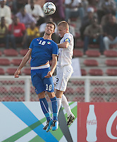 Jared Watts. Italy defeated the US Under-17 Men's National Team 2-1 in Kaduna, Nigera on November 4th, 2009.
