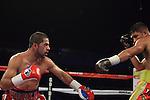 Jessie Vargas venció en el noveno round a Sadam Ali y se adjudicó el título mundial peso welter de la OMB. El pleito fue en el DC Armory de Washington.