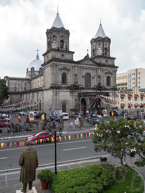 Church in Angeles City, Pampanga, Philippines