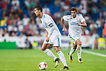Cristiano Ronaldo of Real Madrid in action during the Santiago Bernabeu Trophy 2017 match between Real Madrid and ACF Fiorentina at the Santiago Bernabeu Stadium on 23 August 2017 in Madrid, Spain. Photo by Diego Gonzalez / Power Sport Images