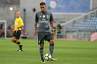 LOULE, PORTUGAL, 20.07.2017 - ALGARVE FOOTBALL CUP 2017: BENFICA x REAL BETIS - Filipe Augusto, jogador do Benfica, durante a partida de futebol a contar para o Algarve Football Cup 2017 entre Benfica e Real Betis, no Estádio do Algarve, em Louke, Portugal, nessa quinta 20. (Foto: Bruno de Carvalho / Brazil Photo Press)