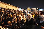 Kurdish Hunger Strikers Taksim Sit-In (TUR)