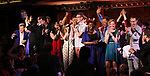 Original and current cast during the 'Avenue Q' 15th Anniversary Reunion Concert at Feinstein's/54 Below on July 30, 2018 in New York City.