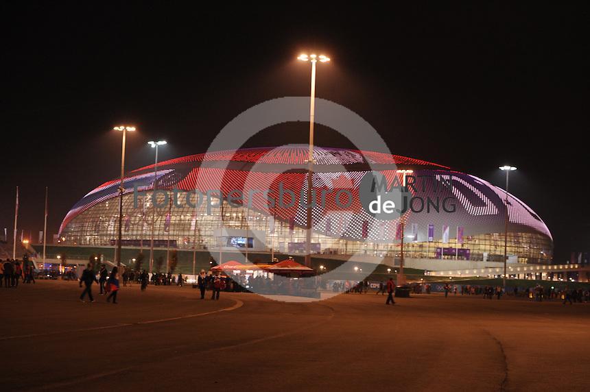 OLYMPICS: SOCHI: Bolshoy Ice Dome, 13-02-2014, ©photo Martin de Jong
