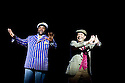The Fantasticks.With Clive Rowe as Hucklebee,David Burt as Bellomy. opens at The Duchess Theatre on 9/6/10 Credit Geraint Lewis