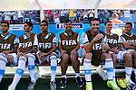 Argentina team group (ARG), JULY 1, 2014 - Football / Soccer : FIFA World Cup Brazil 2014 Round of 16 match between Argentina 1-0 Switzerland at Arena de Sao Paulo in Sao Paulo, Brazil. (Photo by D.Nakashima/AFLO)