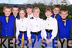 Ballydonoghue under twelve set dancers at the Feile Lois Tuathail on Sunday were jason Foley, Sean O'Donnell, Ronyn Doyl. Emma Gleeson, Niamh O' Sullivan, Laura O'neill, darragh Sheehy and Donal Doyle...   Copyright Kerry's Eye 2008