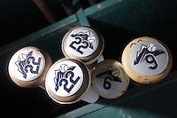 detalle Bats,.Entrenamiento de  Rockies de Colorado  previo  a la jornada beisbolera De la MLB en el Kino Veterans Memorial Stadium  de Tucson Arizona. Spring Training ,pretemporada LMB.