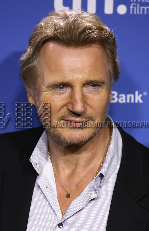 "Liam Neeson attending the 2013 Tiff Film Festival Photo Call for ""Third Person""  at the Tiff Bell Lightbox on September 10, 2013 in Toronto, Canada."