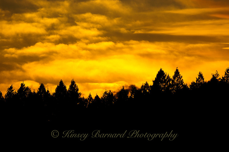 &quot;KOOTENAI SUNDOWN&quot;<br />