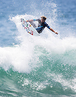 Julian Wilson. 2009 ASP WQS 6 Star US Open of Surfing in Huntington Beach, California on July 23, 2009. ..