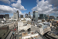 The City of London From the Monument