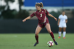 17 September 2016: Boston College's Lauren Berman. The Duke University Blue Devils hosted the Boston College Eagles at Koskinen Stadium in Durham, North Carolina in a 2016 NCAA Division I Women's Soccer match. Duke won the game 3-2.