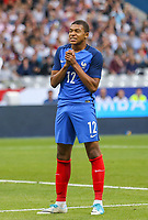 Kylian Mbappe (Monaco) of France shows his frustration during the International Friendly match between France and England at Stade de France, Paris, France on 13 June 2017. Photo by David Horn/PRiME Media Images.