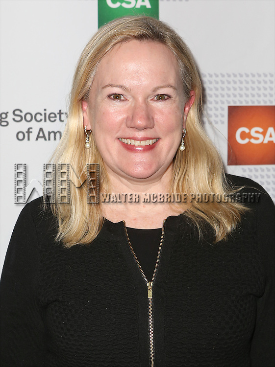 Kathleen Marshall attends the 30th Annual Artios Awards at 42 WEST on January 22, 2015 in New York City.