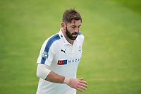 Picture by Allan McKenzie/SWpix.com - 07/09/2017 - Cricket - Specsavers County Championship - Yorkshire County Cricket Club v Middlesex County Cricket Club - Headingley Cricket Ground, Leeds, England - Liam Plunkett.