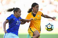 Australia vs Brazil, August 3, 2017