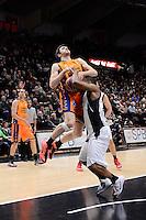 Vives vs Mallet<br /> Liga Endesa ACB - 2014/15<br /> J14<br /> Valencia Basket vs Fiatc Joventut