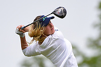 Emily Pedersen (DEN) watches her tee shot on 3 during the round 2 of the KPMG Women's PGA Championship, Hazeltine National, Chaska, Minnesota, USA. 6/21/2019.<br /> Picture: Golffile | Ken Murray<br /> <br /> <br /> All photo usage must carry mandatory copyright credit (© Golffile | Ken Murray)