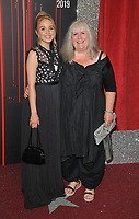 Eden Taylor-Draper and Jane Cox at the British Soap Awards 2019, The Lowry Theatre, Pier 8, The Quays, Media City, Salford, Manchester, England, UK, on Saturday 01st June 2019.<br /> CAP/CAN<br /> ©CAN/Capital Pictures