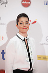 Nora Navas attends Jose Maria Forque Awards photocall at Municipal Congress Palace in Madrid, Spain. January 13, 2014. (ALTERPHOTOS/Victor Blanco)