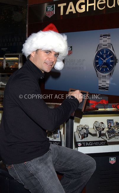 "WWW.ACEPIXS.COM . . . . . ....December 9 2005, New York City....Four times NASCAR champion Jeff Gordon signed autographs for fans at the launch of his new watch theTAG HEUER ""2005 Jeff Gordon Special Edition Carrera Automatic"" at Tourneau in midtown Manhattan.....Please byline: KRISTIN CALLAHAN - ACEPIXS.COM.. . . . . . ..Ace Pictures, Inc:  ..Philip Vaughan (212) 243-8787 or (646) 769 0430..e-mail: info@acepixs.com..web: http://www.acepixs.com"