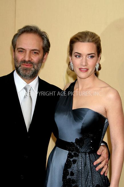 Feb 22, 2009 - Hollywood, California, USA - Actress KATE WINSLET & husband SAM RAMI at the 81st Annual Academy Awards held at the Kodak Theatre in Hollywood..(Credit Image: ©  /ZUMA Press)