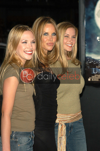 Adrienne Frantz, Sarah Buxton and Marissa Tait